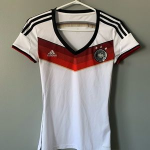 Authentic Germany Women's Jersey XS